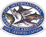 IGFA, International Game Fish Association