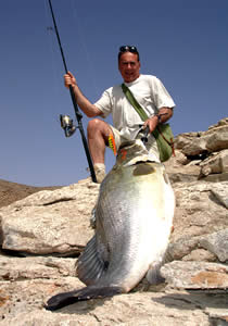 Fishing Adventures - Nile Perch - Egypt