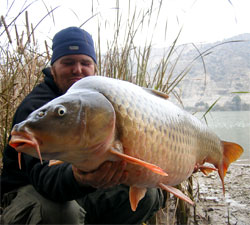 The Best Carp Fishing Holidays in Spain