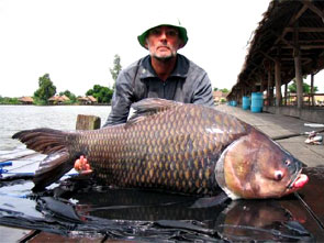 Thailand Fishing Adventures - Siamese Carp